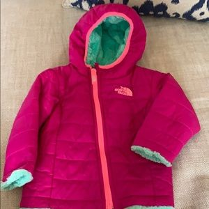 Perfect condition north face coat